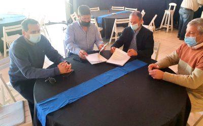 El CIPAG firmó un convenio de vinculación con la SRJM